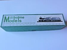 Millholme Models LMS Fowler 2P Locomotive 563 needs motor & driving wheels