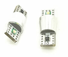 10W LED Canbus Error Free 501 Sidelight Parking Bulbs Xenon White For Mitsubishi