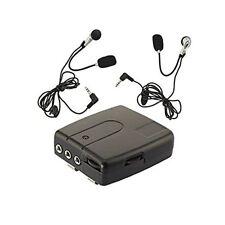 Interfono Caschi per Moto con Auricolari   Supporto CD MP3  Scooter Motocicli