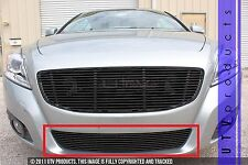 GTG, 2011 - 2013 VOLVO C70 1pc BLACK BUMPER BILLET GRILLE KIT