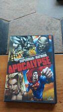 SUPERMAN/BATMAN: APOCALYPSE DC Universe DVD EX