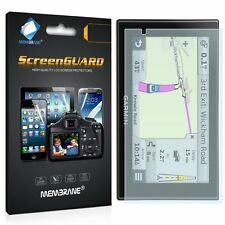 3 New Front Clear LCD Screen Display Protector Film Foil For Garmin Nuvi 2599LMT