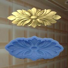 Dekor Stuck Verzierung Silikonform Ornament Relief Deckenverzierung Mold (190)
