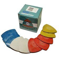 (0,60 € / Stück) 40 Stück (4 Karton) Schneiderkreide in 4 Farben von MH-Industry