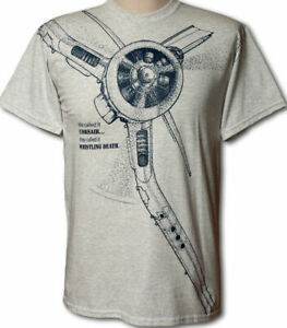 F4U Corsair WW2 WWII Airplane T-shirt with HUGE print -- Youth to Adult 5XL