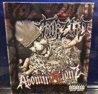 Twiztid - Abominanz Monoxide Cover CD insane clown posse psychopathic records