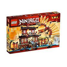 LEGO 2507 NINJAGO Ninja Feuertempel NEU & OVP & OBA