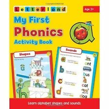 My First Phonics Activity Book by Lisa Holt, Letterland