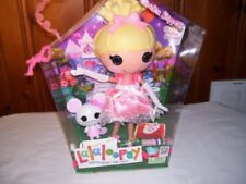 Cinder Slippers Lalaloopsy Doll….New In Box