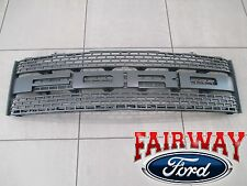 10 thru 14 F150 Raptor OEM Genuine Ford Grille Grill without Front Camera Option