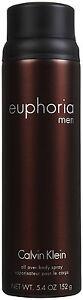 Calvin Klein euphoria men for Men 5.4 oz / 152 g Body Spray