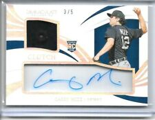2021 Panini Immaculate Casey Mize Auto HAT RC /5  Tigers