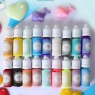 18 Colors Crystal Epoxy Pigment UV Resin Dye DIY Jewelry Art Crafts Colorant Set