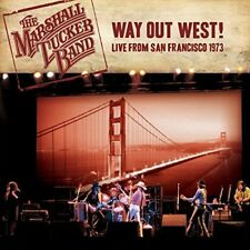 """""""Marshall Tucker B&, """"-Way Out West Live From San Francisco 197 CD NEW"""