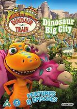 Dinosaur Train - Big City [DVD] [2016][Region 2]