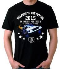 Camiseta Hombre Back To The Future - Welcome to the future regreso al futuro