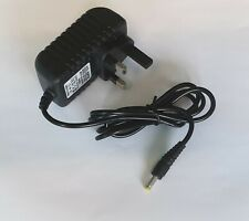 More details for bush cdvd123sw portable dvd player mains charger ac adapter power supply adaptor