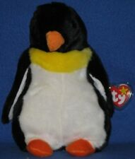TY WADDLE the PENGUIN BEANIE BUDDY - MINT with MINT TAG