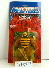 MOTU, Buzz-Off, Masters of the Universe, MOC, carded, sealed, He Man, figure