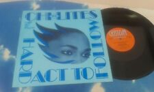THE CHI-LITES – Hard Act To Follow (Extended Dance Mix) UK 12 inch Single