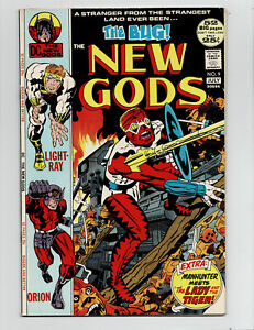 New Gods 9 almost high grade, The Bug cover