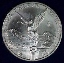 1997 Mexico Libertad 1 Onza 1 Oz. Plata Pura Silver Coin **Better Date**