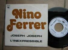 NINO FERRER 45 TOURS FRANCE PROMO JOSEPH JOSEPH