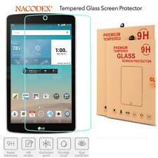 Nacodex Premium Tempered Glass Screen Protector For LG G Pad F 8.0 V495 / V496
