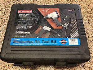 Craftsman 16852 Mechanic Air Tool Set