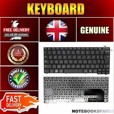 New SAMSUNG NP-N150-KP02PL N150+PLUS Keyboard UK Layout Matte Black No Frame