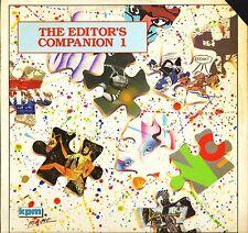 THE EDITORS COMPANION 1 fanfares john devereux/dick walter KPM 1317 LP PS VG/VG