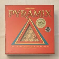 Pyramix - The Three Sided Strategy Game. Gamewright.