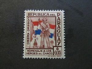 PARAGUAY - LIQUIDATION STOCK - EXCELENT OLD STAMP - 3375/07