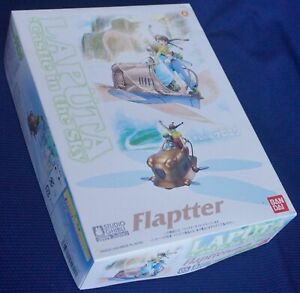 Bandai Laputa Flaptter - cat. 0124911 - Japan - Look!