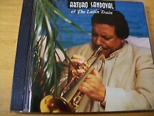 ARTURO SANDOVAL & THE LATIN TRAIN CD GRP