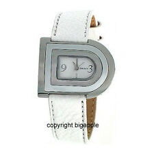 DKNY WHITE LEATHER LADIES WATCH NY4564