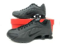 Nike Shox R4 'Triple Black' Mens Running/LIfestyle Shoes 104265 044 (NEW)
