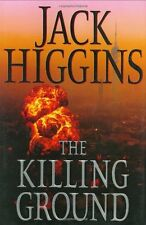 The Killing Ground (Sean Dillon) by Jack Higgins