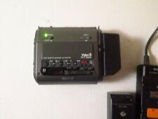 SONY EVO-220 VIDEO8 8MM HIFI STEREO ,AC POWER ADAPTOR AC-S10 2 BATTERIES