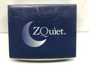 ZQuiet Anti-Snoring Device 2 Size Starter Pack - New - Hermetically Sealed