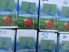 3 Displays (150 Päckchen) Fussball Bundesliga Österreich 2005 3 D Videocards