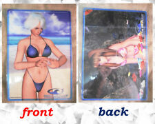DEAD OR ALIVE pencil board Japanese game sexy MP 5