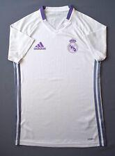 Real Madrid Camiseta Entrenamiento Adizero XS Camisa Hombres Blanco adidas ig93