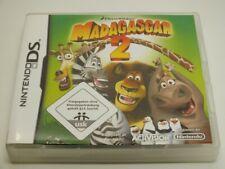 !!! NINTENDO DS SPIEL Madagascar 2 GUT !!!