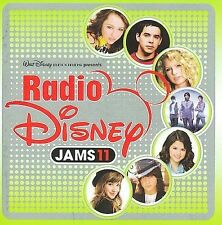 Radio Disney Jams, Vol. 11 [CD+DVD] by Various Artists - New in Shrink Wrap!