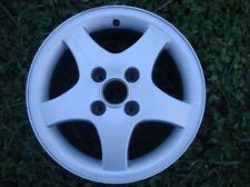 "14"" Volkswagen VW wheel OEM 14 inch 5 spoke alloy aluminum Volks"