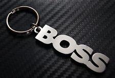 BOSS Keyring Keychain Key Fob