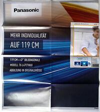 0208108 Panasonic TX-L47ETW60 Poster