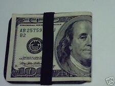 MONEY CLIP - CASH MONEY HOLDER - HOLDS CASH MONEY