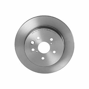 Brembo Rear Left or Right Vented Coated Disc Brake Rotor For Lexus GS300 IS350